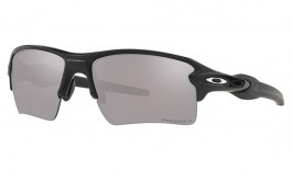 Oakley Flak 2.0 XL Sunglasses - Matte Black / Prizm Black Polarised