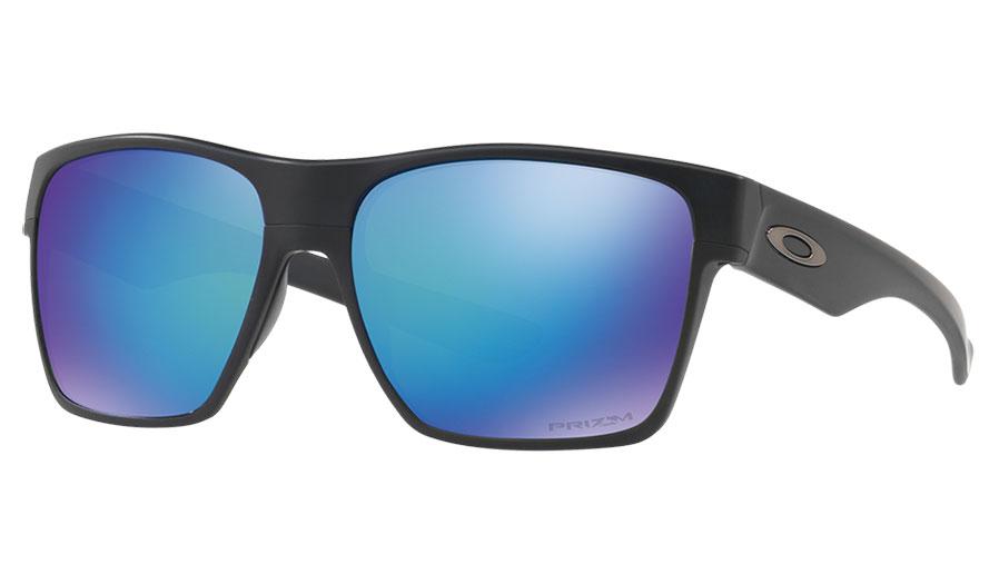 fd57fa04c0 1. 2. 3. 4. PrevNext. Oakley TwoFace XL Sunglasses - Matte Black   Prizm  Sapphire Polarised