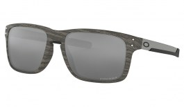 Oakley Holbrook Mix Sunglasses - Woodgrain / Prizm Black
