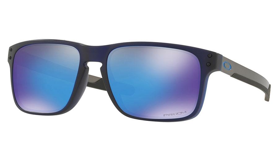 c9ef123f15 Oakley Holbrook Mix Sunglasses - Matte Translucent Blue   Prizm ...