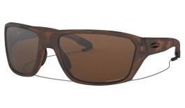 Oakley Split Shot Sunglasses - Matte Brown Tortoise / Prizm Tungsten Polarised