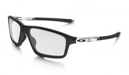 Oakley Crosslink Zero Prescription Glasses - Matte Black - Essilor Lenses