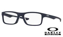 Oakley Plank 2.0 Prescription Glasses - Softcoat Universal Blue - Oakley Lenses