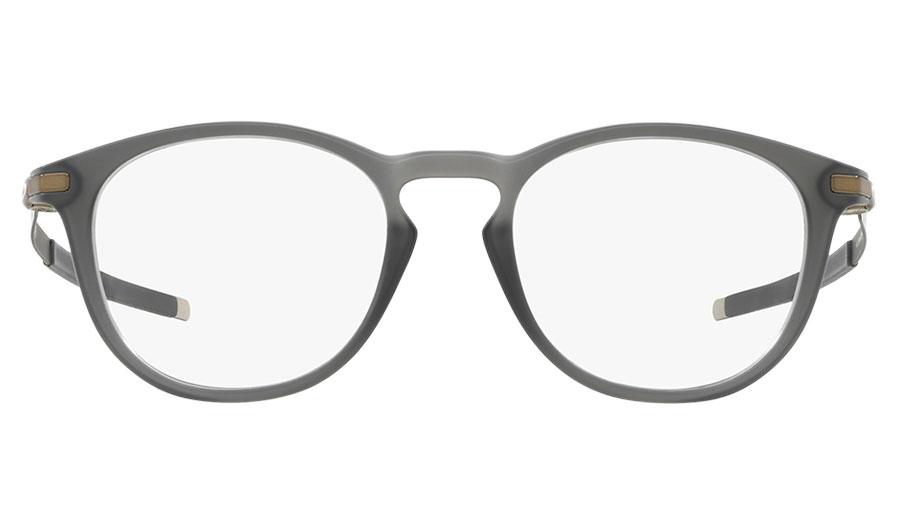 3edf975f07 Oakley Pitchman - Matte Grey Smoke - Oakley Prescription Lenses ...
