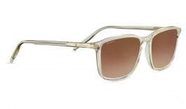 Serengeti Lenwood Sunglasses - Crystal Champagne / Drivers Gradient Polarised Photochromic
