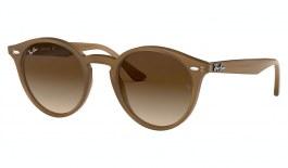 Ray-Ban RB2180 Sunglasses - Turtledove / Brown Gradient