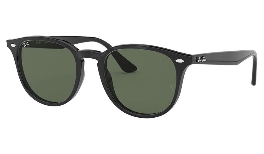 Ray-Ban RB4259 Sunglasses - Black / Green Classic