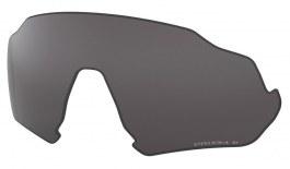 Oakley Flight Jacket Replacement Lens Kit - Prizm Grey Polarised