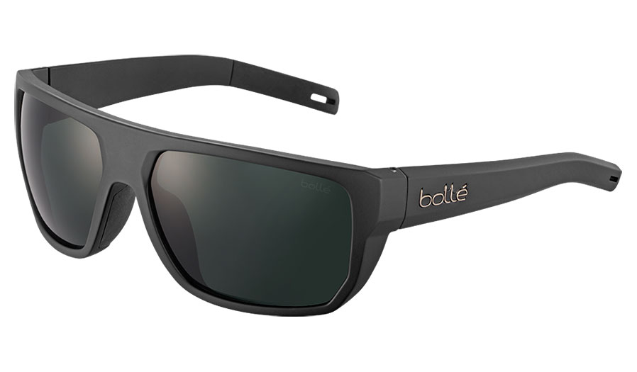 Bolle Vulture Sunglasses - Matte Black / TNS