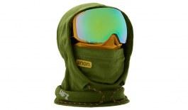 Anon Men's MFI Fleece Helmet Hood - Green