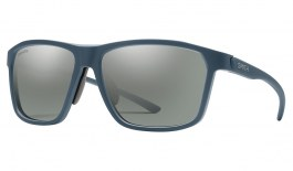 Smith Pinpoint Sunglasses - Matte Iron / ChromaPop Platinum Polarised