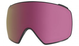 Anon M4 Toric Ski Goggles Replacement Lens - Sonar Pink