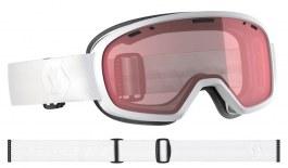 Scott Muse Ski Goggles - White / Illuminator