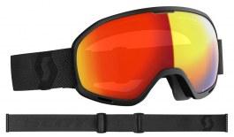 Scott Unlimited II OTG Ski Goggles - Black / Light Sensitive Red Chrome Photochromic