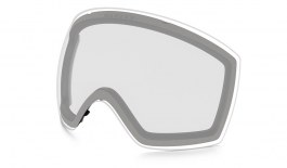 Oakley Flight Deck Ski Goggles Replacement Lens Kit - Clear