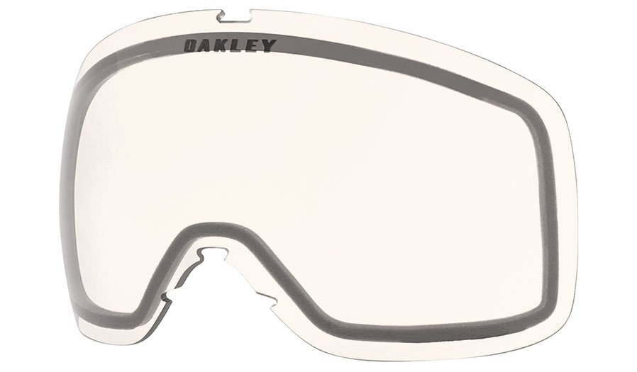 Oakley Flight Tracker XS Ski Goggles Replacement Lens Kit - Clear