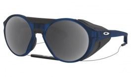 Oakley Clifden Prescription Sunglasses - Matte Translucent Blue