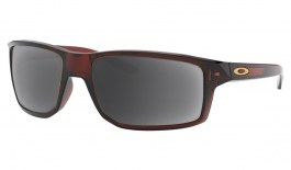 Oakley Gibston Prescription Sunglasses - Polished Rootbeer