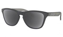 Oakley Frogskins XS Prescription Sunglasses - Matte Carbon