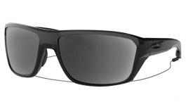 Oakley Split Shot Prescription Sunglasses - Polished Black