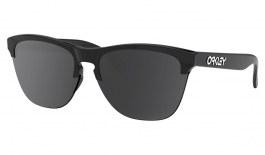 Oakley Frogskins Lite Prescription Sunglasses - Polished Black