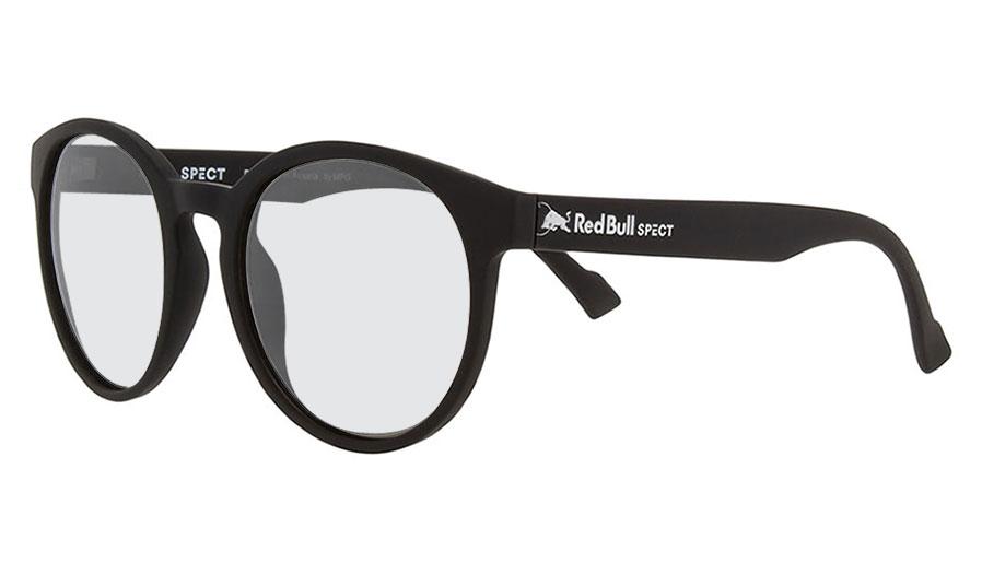 Red Bull Lace Prescription Sunglasses - Matte Black