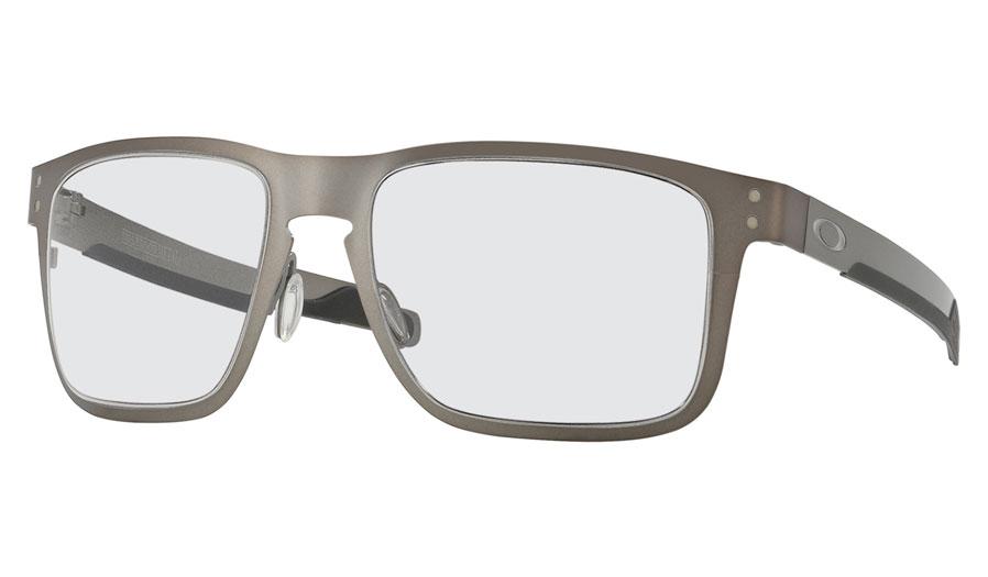 b87cc080fd Oakley Holbrook Metal Prescription Sunglasses - Matte Gunmetal ...