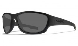 Wiley X Climb Prescription Sunglasses - Matte Black