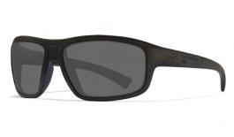 Wiley X Contend Prescription Sunglasses - Matte Black
