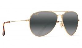 Maui Jim Mavericks Prescription Sunglasses - Gold