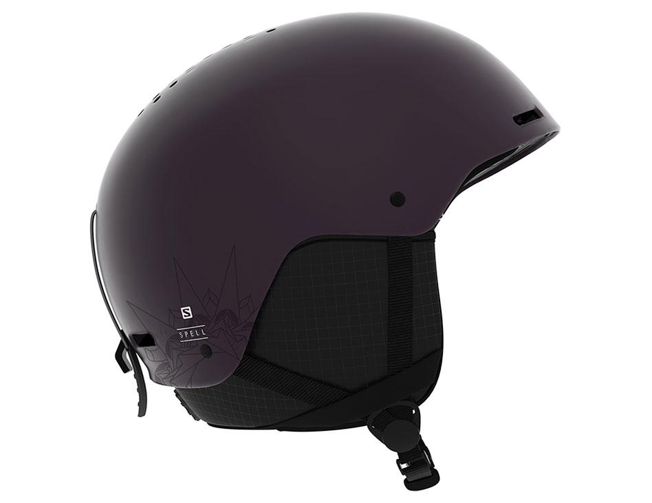 Salomon Spell Ski Helmet - Fig
