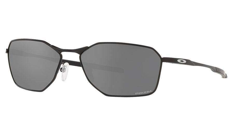 Oakley Savitar Sunglasses - Satin Black / Prizm Black