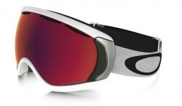 Oakley Canopy Ski Goggles - Matte White / Prizm Torch Iridium