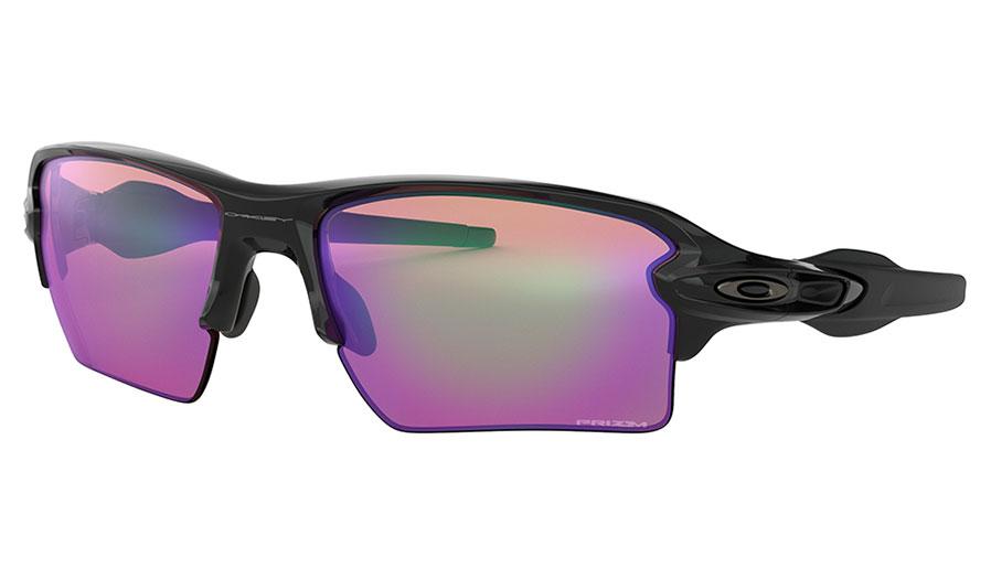 Oakley Flak 2.0 XL Sunglasses - Polished Black / Prizm Golf