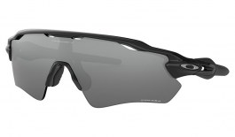 Oakley Radar EV Path Sunglasses - Polished Black / Prizm Black