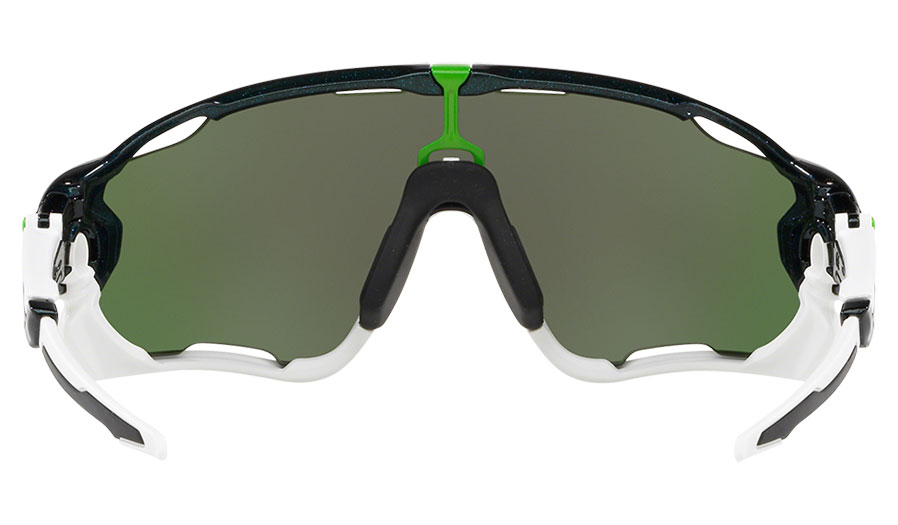 2041f0e2c3 Oakley Jawbreaker Sunglasses - Cavendish Edition Metallic Green ...