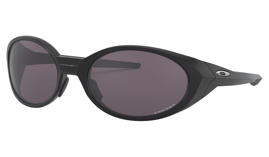 Oakley Eye Jacket Redux Sunglasses - Matte Black / Prizm Grey