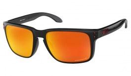 Oakley Holbrook XL Sunglasses - Black Ink / Prizm Ruby Polarised