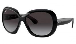 Ray-Ban RB4098 Jackie Ohh II Sunglasses - Black / Grey Gradient
