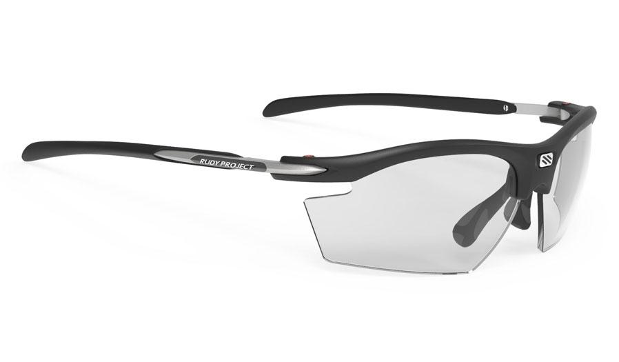 Rudy Project Rydon Sunglasses - Matte Black / ImpactX 2 Photochromic Black
