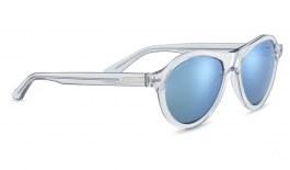 Serengeti Danby Sunglasses - Shiny Crystal / 555nm Blue Polarised Photochromic