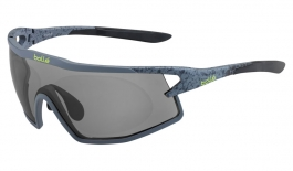 Bolle B-Rock Prescription Sunglasses - Matte Smoke