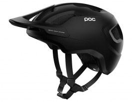 POC Axion SPIN Bike Helmet - Matte Uranium Black