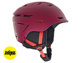 Anon Omega MIPS Ski Helmet - Magenta