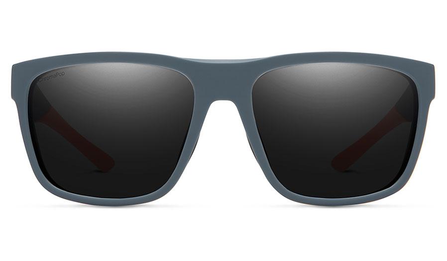 317eef2fec6b Smith Barra Sunglasses - Matte Thunder Orange   ChromaPop Sun Black  Polarised