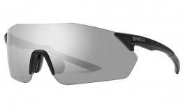 Smith Reverb Sunglasses - Matte Black / ChromaPop Platinum Mirror + ChromaPop Contrast Rose