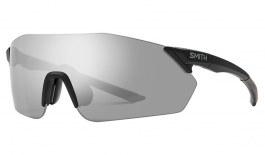 Smith Reverb Sunglasses - Matte Black / ChromaPop Platinum Mirror + ChromaPop Contrast Rose