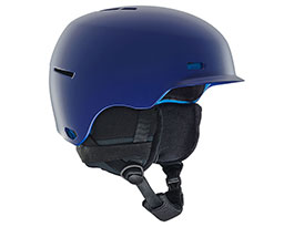 Anon Highwire Ski Helmet - Dark Blue