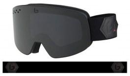Bolle Nevada Ski Goggles - Matte Black Corp / Grey