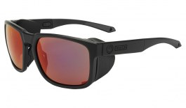 Dragon Latitude X Sunglasses - Matte Black / Lumalens Infrared Ion